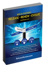 Release Renew Evolve Soft Cover book by Ken D Foster