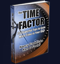 The Time Factor by Ken D Foster and Nancy Fredericks